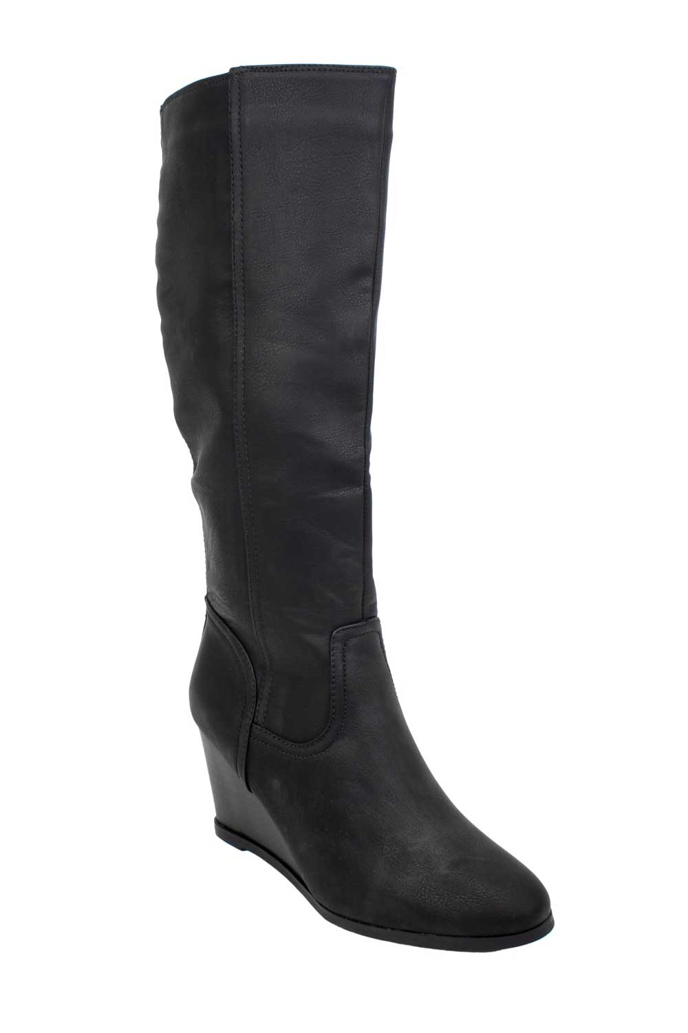 SO Women's Tall Wedge Boots Economical, stylish, and eye-catching shoes