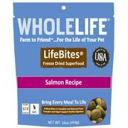 Whole Life LifeBites Salmon Recipe Freeze-Dried Super Cat Food, 16 Oz