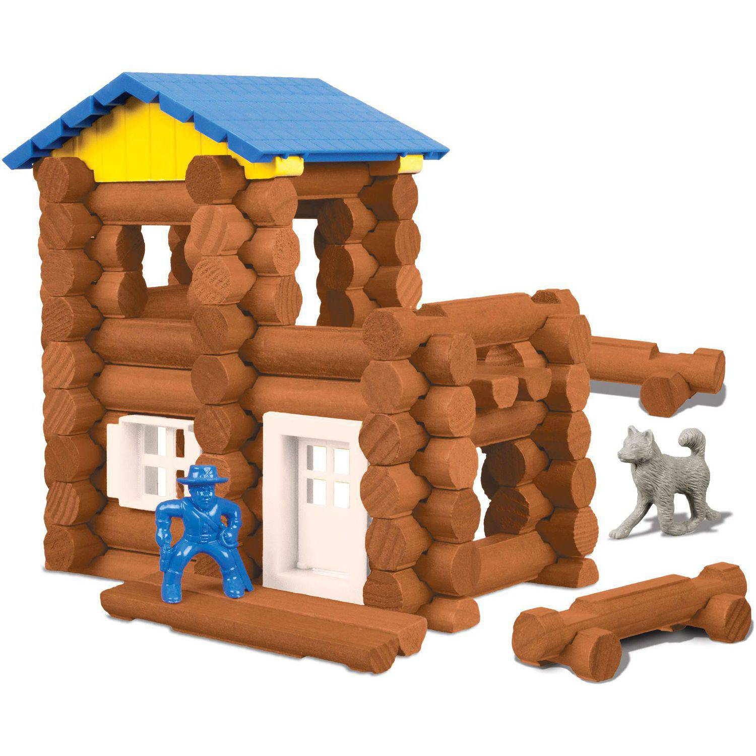 Lincoln Logs Wolf's Lodge