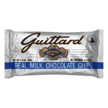 Guittard, Baking Mixes, Choc Chip Mlk Choc Maxi, 11.5 Oz (Pack Of 12)