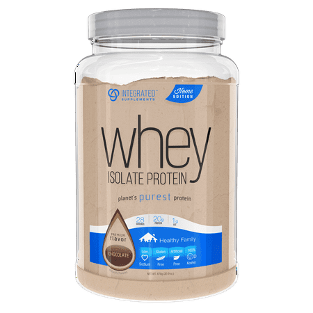 Whey Protein Isolate (Planet's Purest Protein: Whey Isolate)