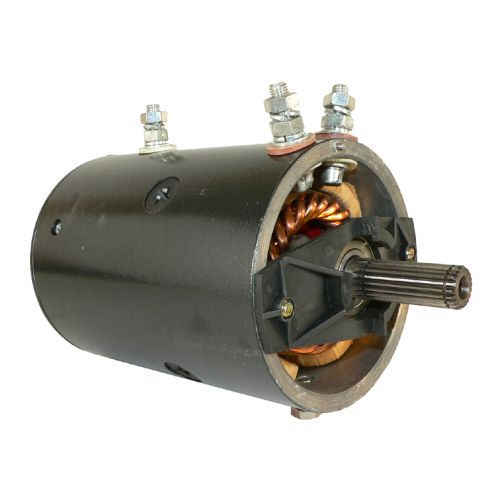 DB Electrical LRW0002 Winch Motor for Superwinch Husky Series Warn Winch 12 Volt Reversible ... by DB Electrical