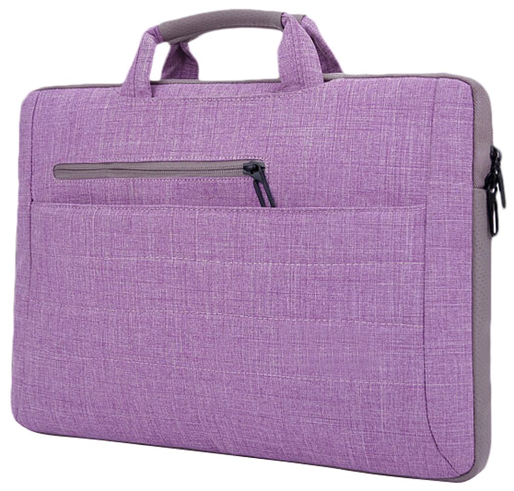 Coofit Portable Nylon Laptop Sleeve Handbag Case for 15.6...