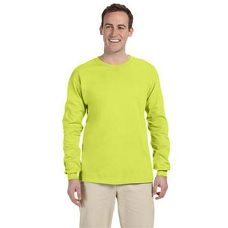 Fruit of the Loom-5 oz-100% Heavy Cotton HD Long-Sleeve T-Shirt-4930