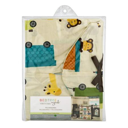 Lambs & Ivy, Bedtime Originals Animal Train Diaper Stacker