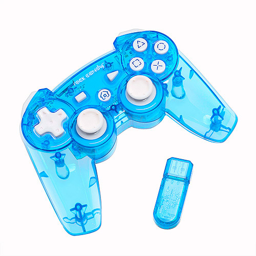PDP Rock Candy Wireless Controller PS3, Blu-merang