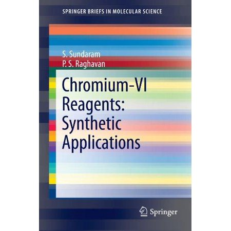 Chromium  Vi Reagents  Synthetic Applications