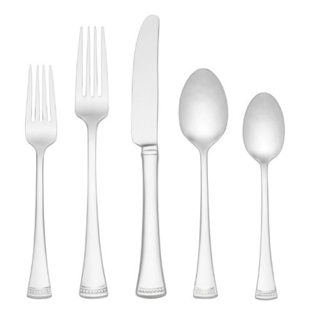 Lenox Portola 5pc Stainless Place Setting, Service for 1