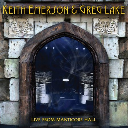 Live from Manticore Hall (CD)