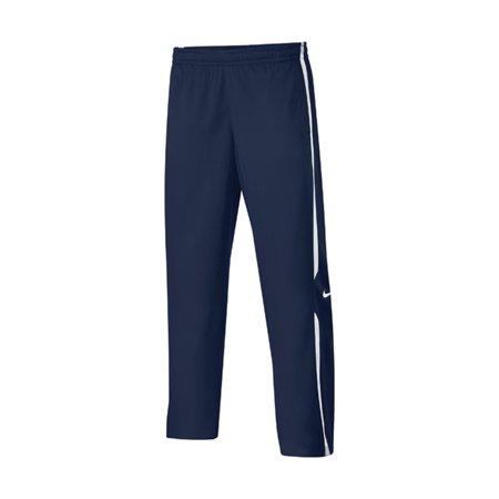 Nike Athletic Track Pants - Nike Men's Overtime Athletic Warm-Up Track Pants, Navy Blue/White, Medium