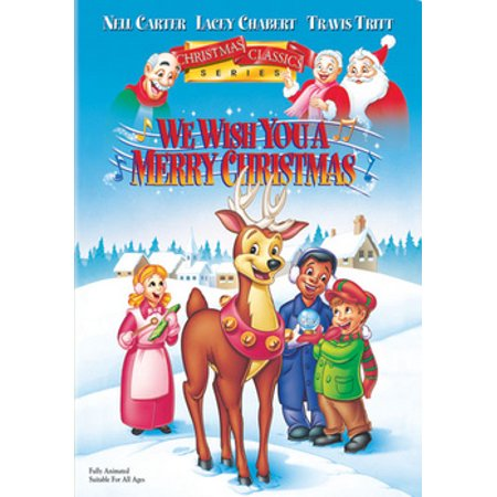 We Wish You A Merry Christmas (DVD) ()