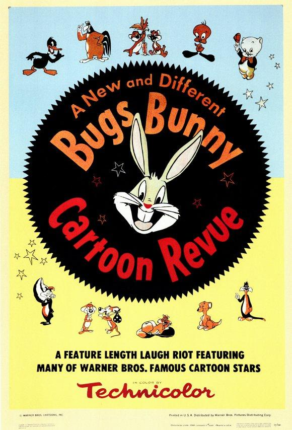 Bugs Bunny A Cartoon Revue (1953) 11x17 Movie Poster by Pop Culture Graphics