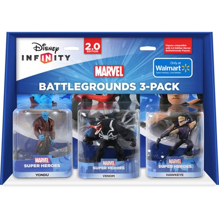 Disney Infinity 2.0 3PK Character Bundle 4 (Universal) - Disney Character Ideas For Dressing Up