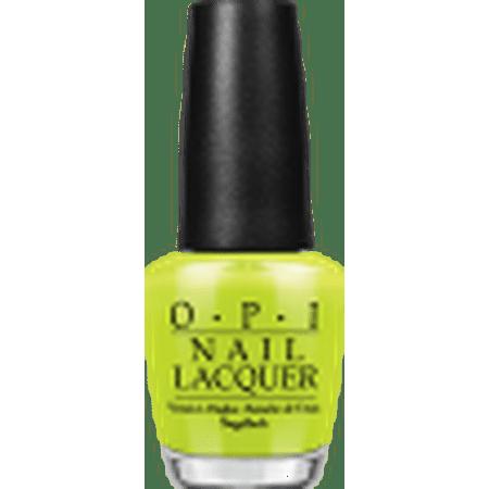 Opi Dog Nail Polish (OPI Nail Polish Lacquer - Life Gave Me Lemons - NL N33, 0.5 Fluid Ounce)
