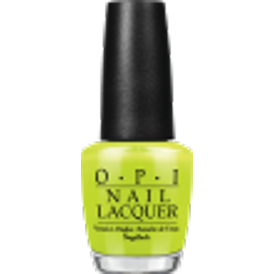 OPI Nail Polish Lacquer - Life Gave Me Lemons - NL N33, 0.5 Fluid ...