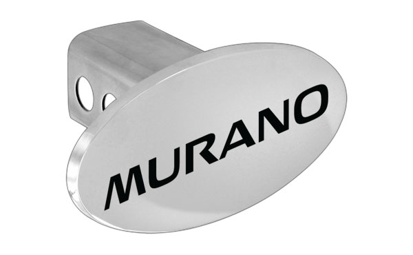 CarBeyondStore Nissan Armada Engraved Billet Aluminum Tow Hitch Cover