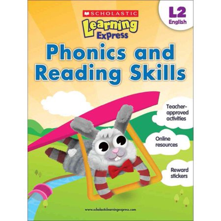Scholastic Learning Express L2 English