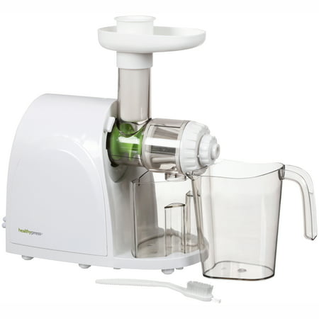 Big Boss Slow Juicer White 9192 : Big Boss Healthypress Heavy Duty Masticating Slow Juicer - Walmart.com