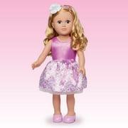 My Life As Purple Lace Dress