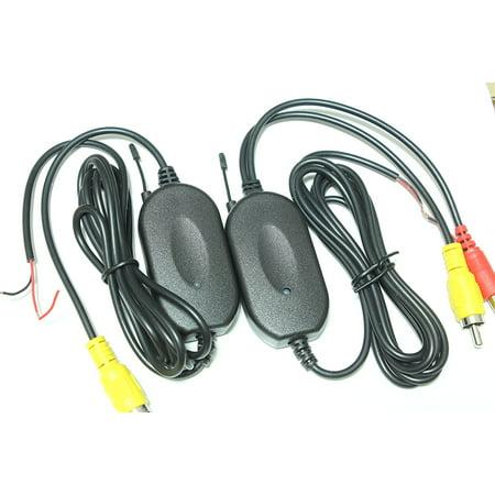 - Wireless transmitter for car reversing transmitter Receiver of 2.4 GHz Clearance
