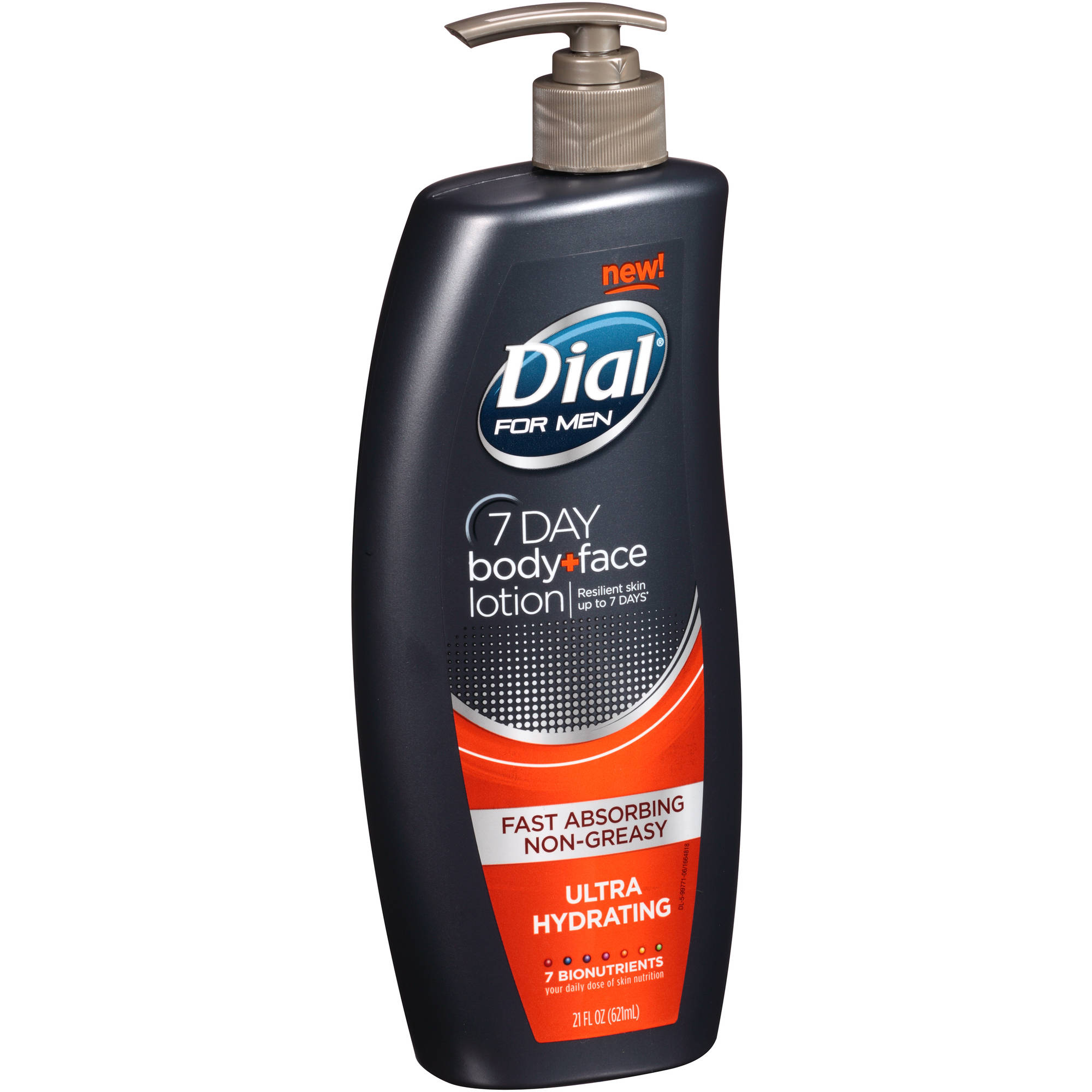 Dial For Men Nutriskin Ultra Hydrating Body & Hand Lotion, 21 oz