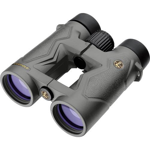 """Leupold BX-3 Mojave Pro Guide HD 8x 42mm Binocular Gray 172680 Binocular"" by Leupold"