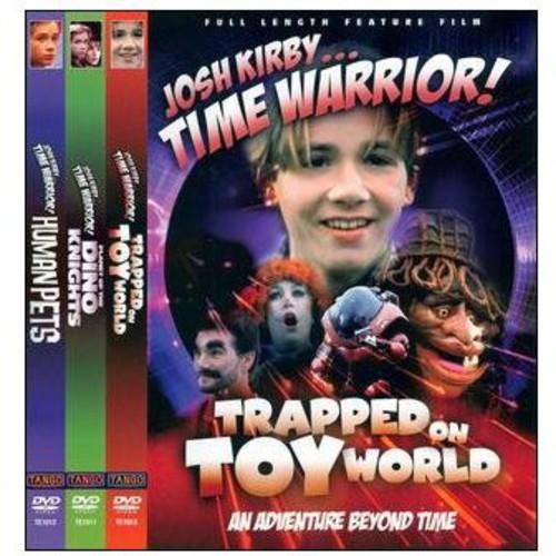 Josh Kirby 3 Pack