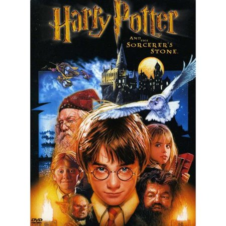 HARRY POTTER & THE SORCERERS STONE (DVD/P)-NLA!!!!!!!!!!
