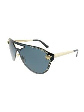 7e5fa7816 Product Image Versace VE 2161 125287 Unisex Aviator Sunglasses