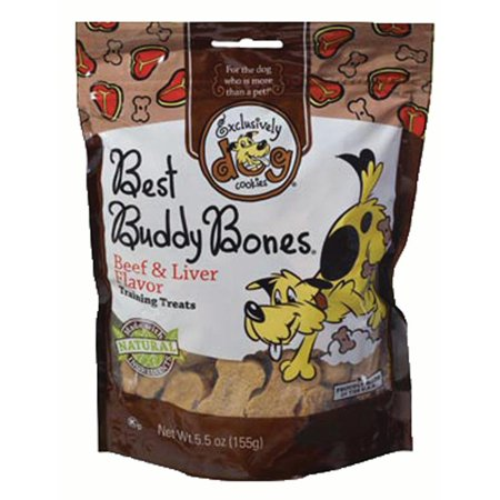 Best Buddy Bones, Beef and Liver Flavor