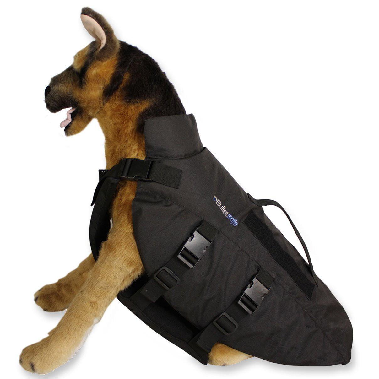 BulletSafe K-9 Bulletproof Vest for Dogs