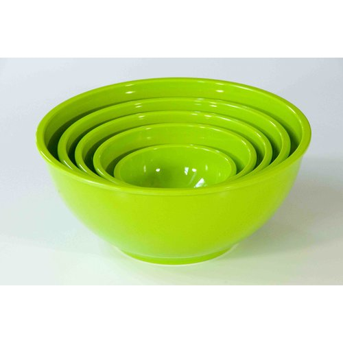 Yumi Eco Solutions Eco Bamboo 5 Piece Stacking Bowl Set