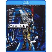 SATURN 3 (BLU-RAY/DVD COMBO/2 DISC/WS 1.85) (Blu-ray)