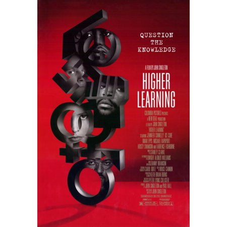 Higher Learning  1994  11X17 Movie Poster