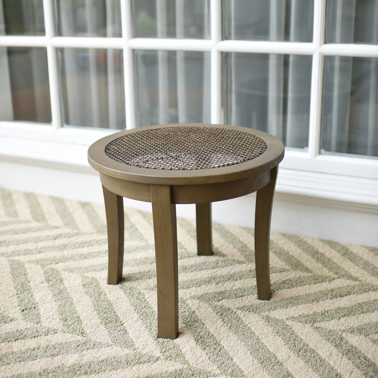 Cambridge Casual  Yutan Teak Side Table