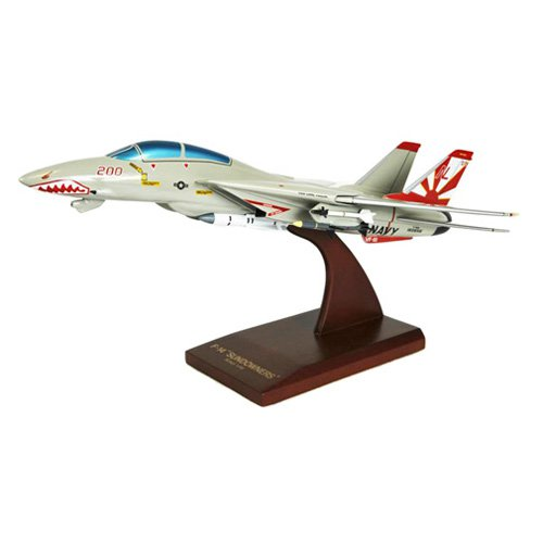 Daron Worldwide F-14A Tomcat VF-111 Sundowners Model Airplane by Toys and Models Corporation