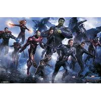 Avengers: Endgame - Legendary Poster