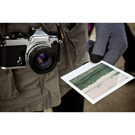 Laminated Poster Directions Information Travel Tourism Map Camera Poster Print 24 X 36