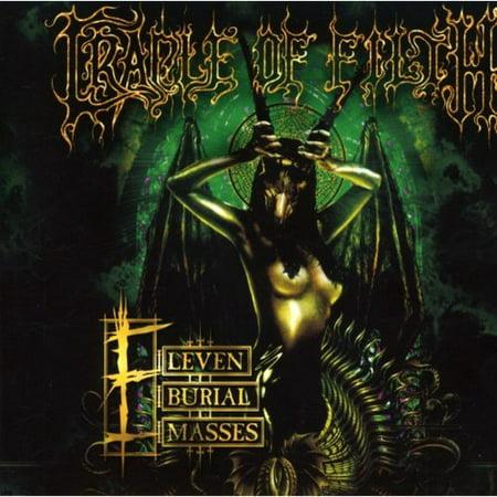 Eleven Burial Masses (W/Dvd)