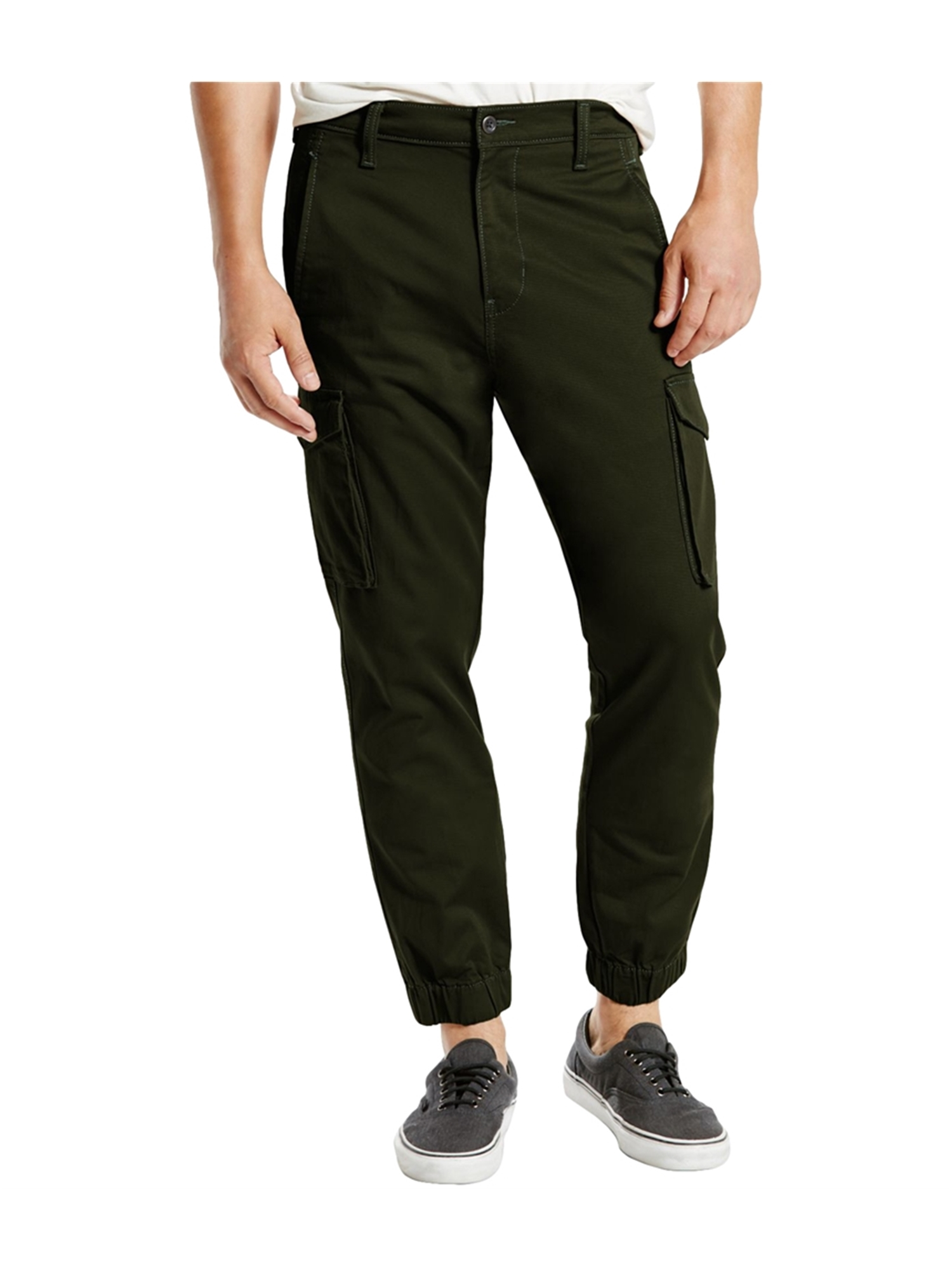 2ae76bfff8b5 Levi s Mens Slim Banded Cargo Casual Jogger Pants rosintwill 32x32