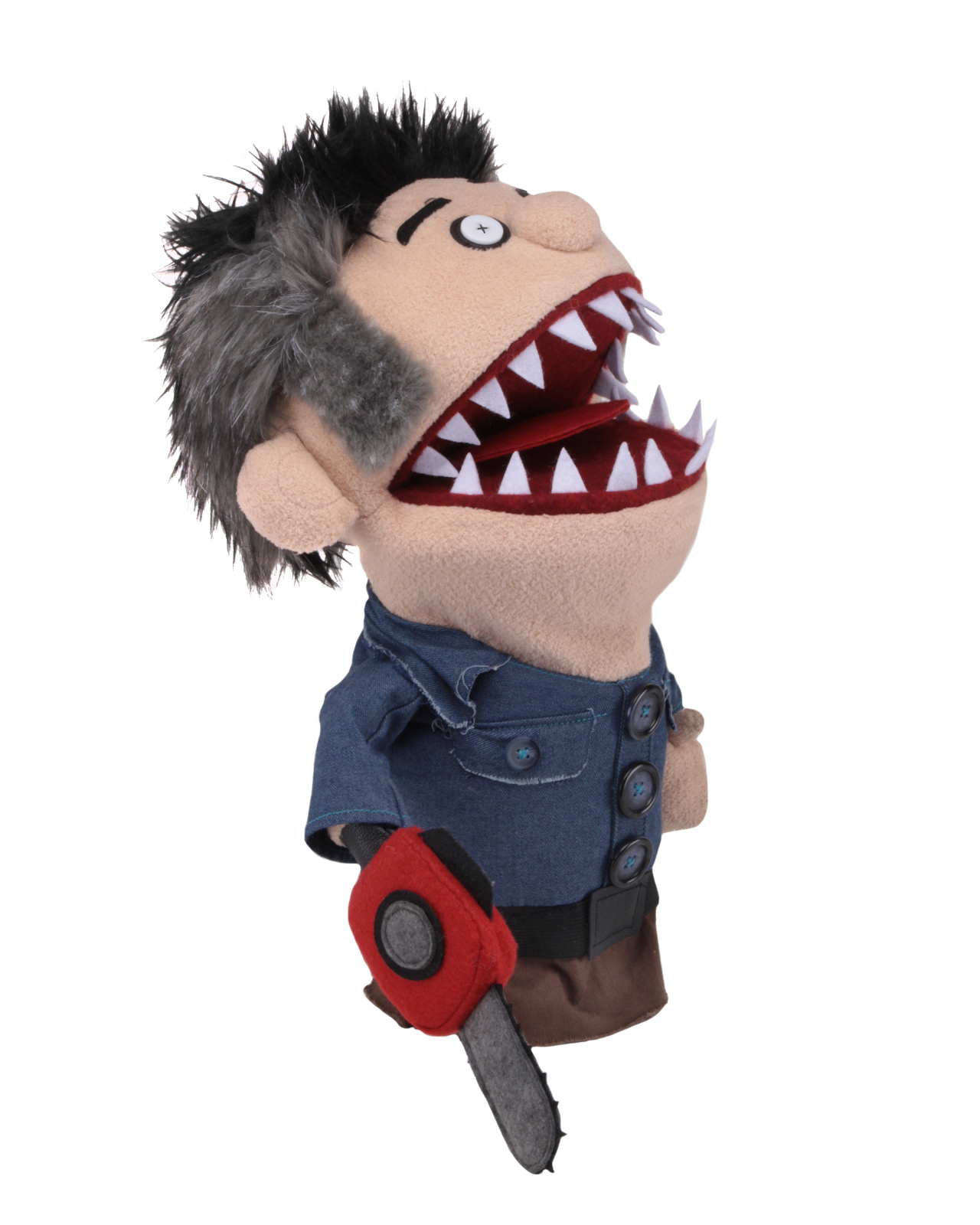 Ash Vs Evil Dead 15-Inch Possessed Ashy Slashy Puppet Prop Replica by Neca
