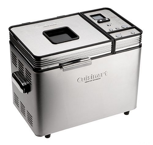 CERTIFIED REFURBISHED Cuisinart CBK-200FR 2-Pound Convection Automatic Bread Maker
