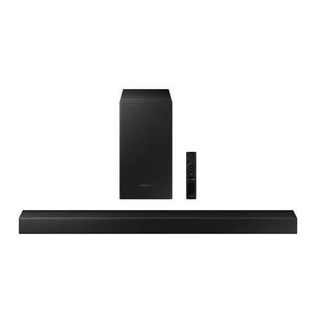 SAMSUNG 170W 2.1ch Soundbar with Wireless Subwoofer - HW-T410 (2020)