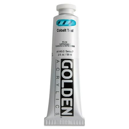 Golden® Heavy Body Acrylic, 2 oz., Cobalt - Cobalt Body