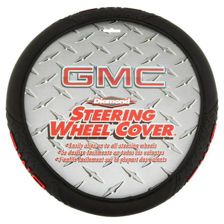 GMC Diamond Steering Wheel Cover