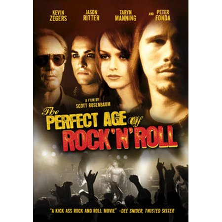 The Perfect Age of Rock 'n' Roll (DVD)