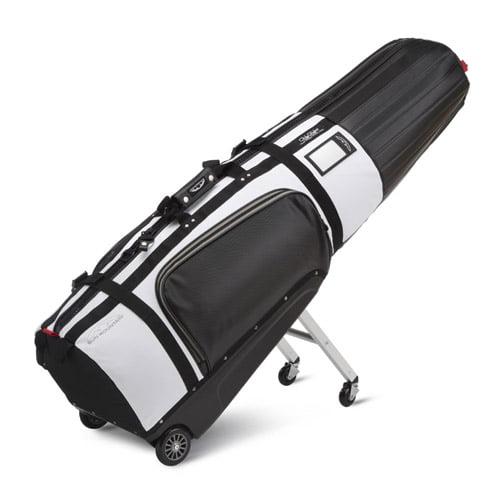 Sun Mountain ClubGlider Tour Series Travel Bag (Black White) by Sun Mountain