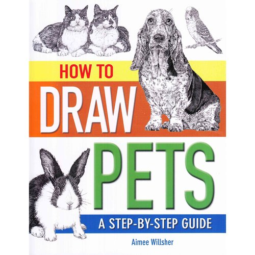 How to Draw Pets: A Step-by-step Guide