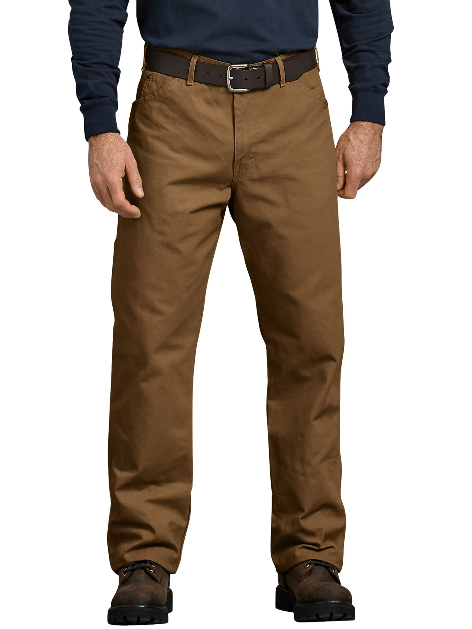 c12aa49e1f4cc9 Dickies - Dickies Men's Relaxed Fit Duck Carpenter Jean - Walmart.com