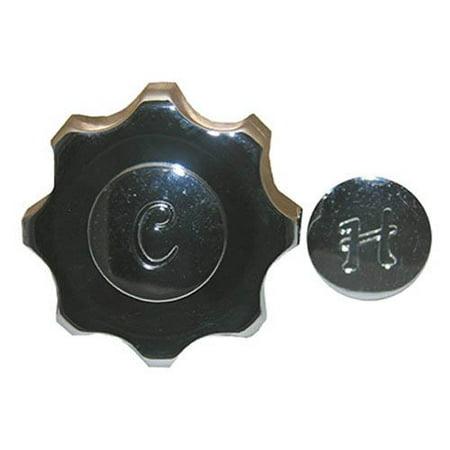 LARSEN SUPPLY CO. INC. HC-48MB Price Chrome Crown Handle